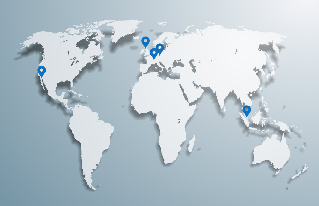 Our Global Presence | MedAlliance is a privately-owned medical technology company. It is headquartered in Nyon, Switzerland, with offices in Germany, Singapore, UK and USA.